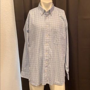 Gitman Brothers Plaid Button Down Shirt